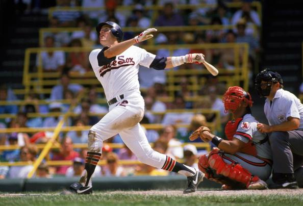 Carlton Fisk at-bat for the Chicago White Sox