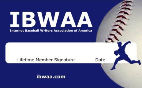 IBWAA membership card