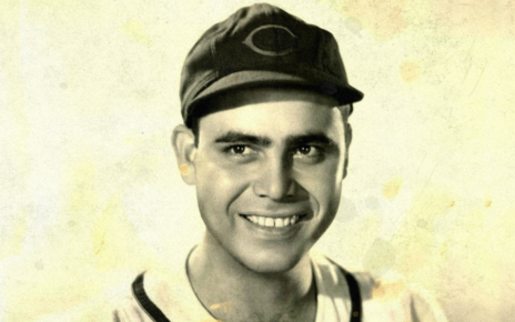 Hiram Bithorn in his Chicago Cubs uniform.