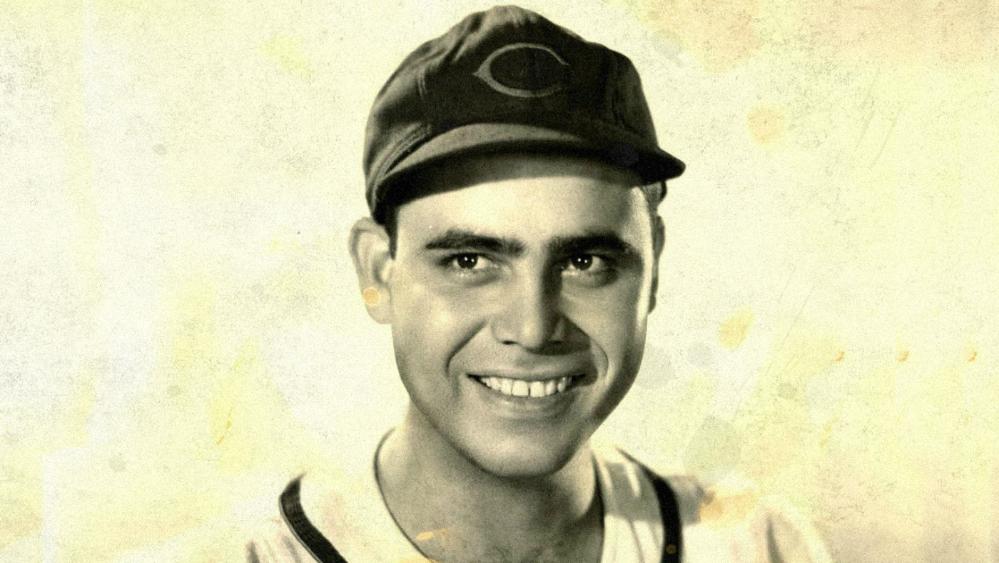 Hiram Bithorn in his Chicago Cubs uniform.
