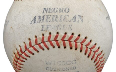 A game used NAL Ball sold at a 2011 auction.