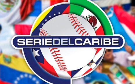 The logo for Serie del Caribe