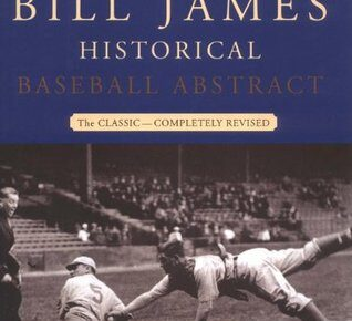 Cover photo for The New Bill James Historical Baseball Abstract