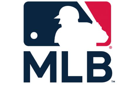 The MLB logo