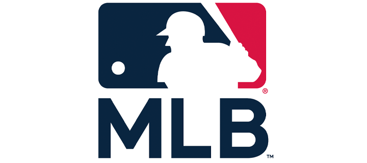 The MLB logo