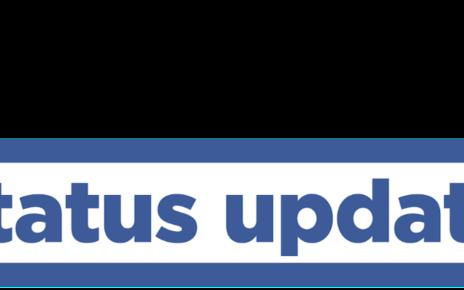 A status update