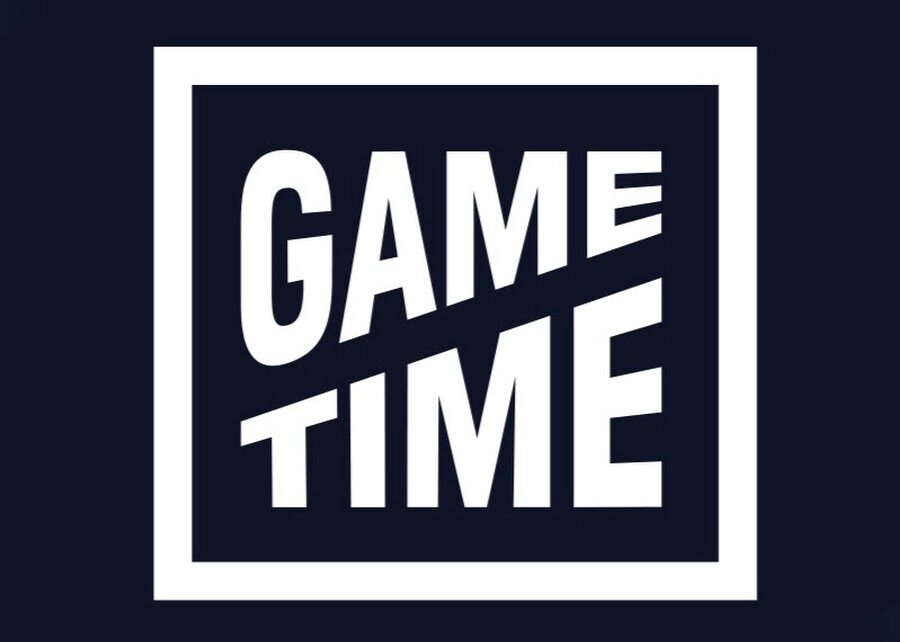 The GameTime Sports logo