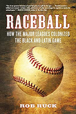 The cover of Raceball.