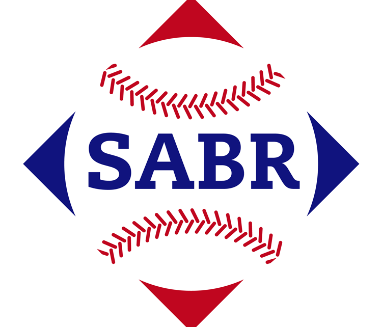 Logo for the Society for American Baseball Research