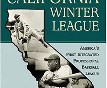 The cover to The California Winter League