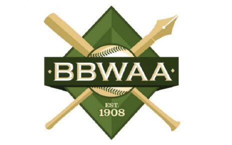 The BBWAA logo