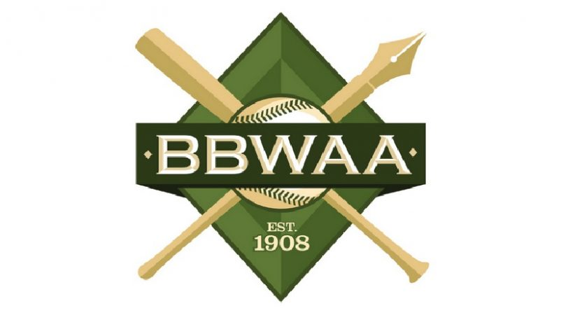 The BBWAA logo