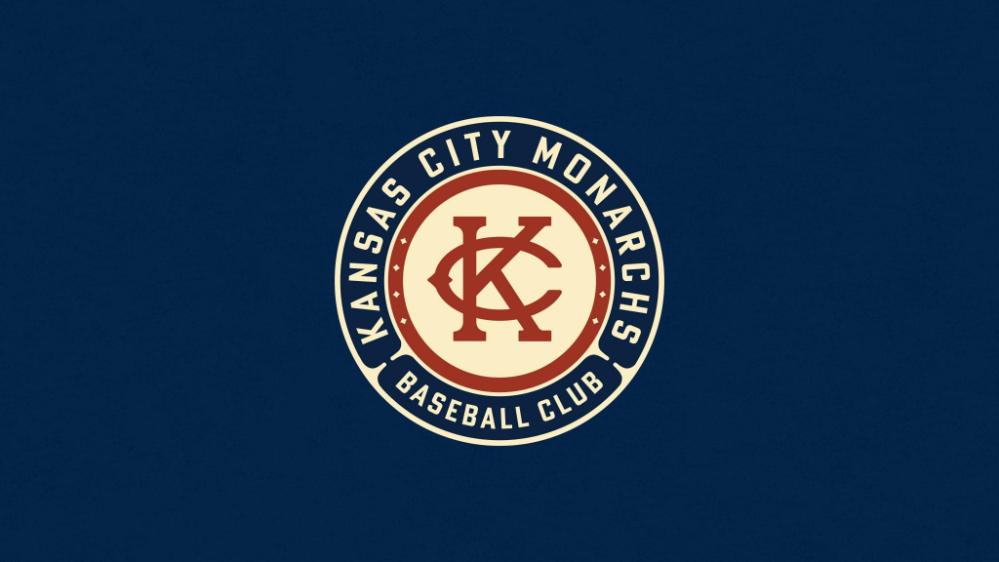 The Kansas City Monarchs new logo