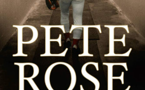 Cover to Pete Rose: An American Dilemma