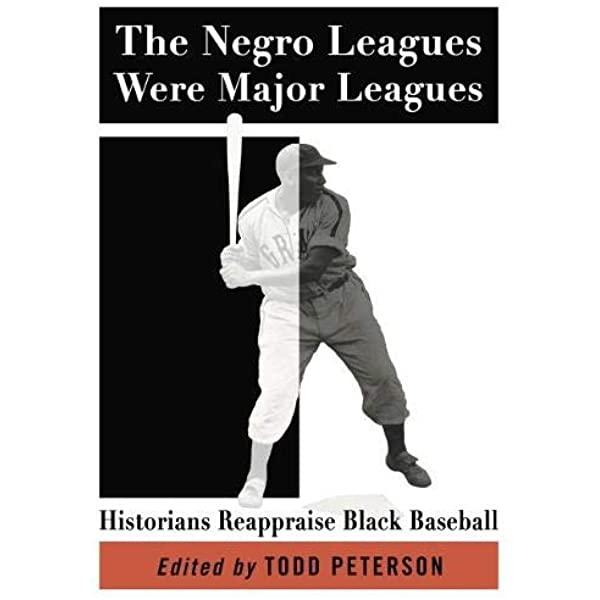Cover photo for The Negro Leagues Were Major Leagues