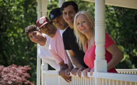 Missy Karcher is a long-time host family for the Aberdeen IronBirds