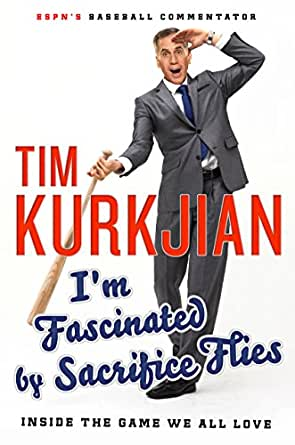 Cover for I'm Fascinated by Sacrifice Flies