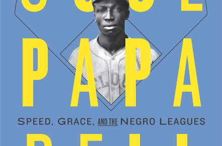 Cover art for The Bona Fide Legend of Cool Papa Bell