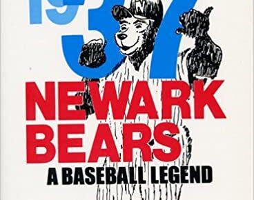 Cover art for The 1937 Newark Bears: A Baseball Legend