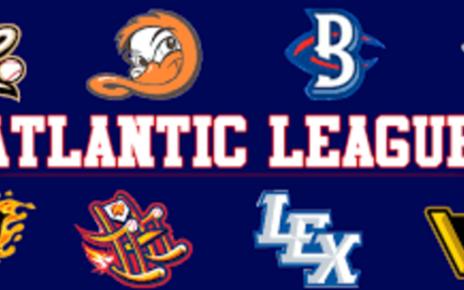 Various Atlantic League logos